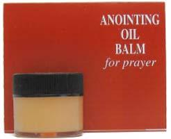 Anointing Oil Frankincense & Myrrh, 1ml Sample