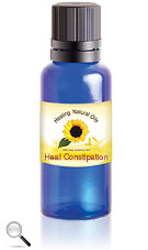 Heal Constipation With Essential Oils